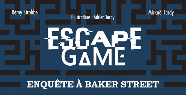 VECTOR ESCAPE : Interview de Adrien Tardy